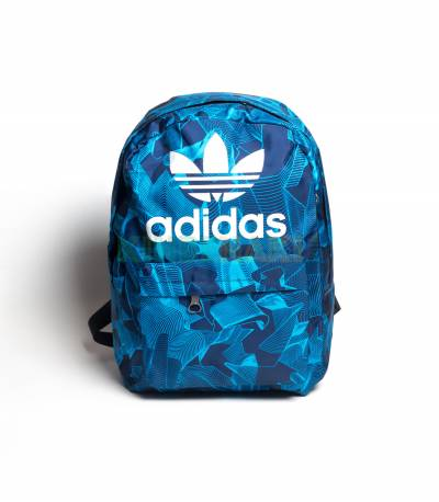 Adidas Blue Shock Wave Backpack