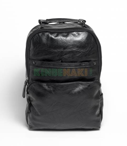 Ape Forest Classical Black Color Backpack