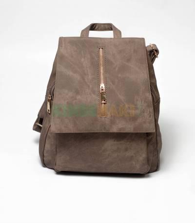 Denim Design khaki Girls Mini Backpack