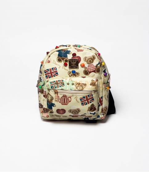 MCM Stylish Girl Mini Backpack