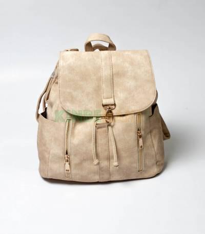 Denim Design Apricot Girls Mini Backpack